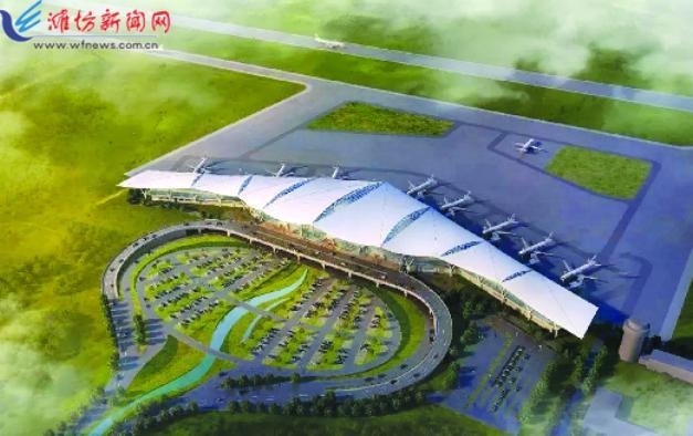潍坊北站至新机场要建快速路
