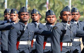 斯里兰卡空军庆祝建军70周年