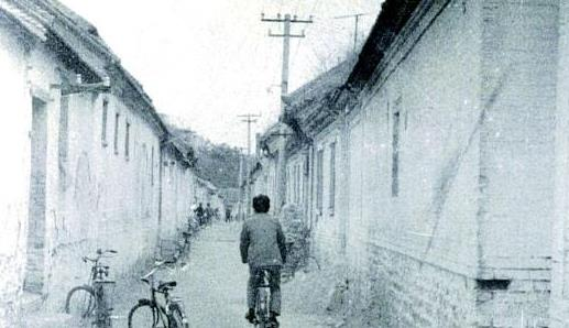 老街名称源自丁氏松园