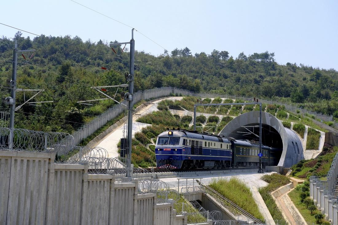 安九高铁安庆至黄梅段开始联调联试