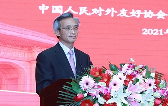 朝鲜国庆73周年招待会在京举行