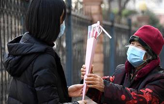 北京:83岁奶奶的退休生活