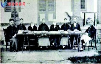 广文大学被称中国哈佛